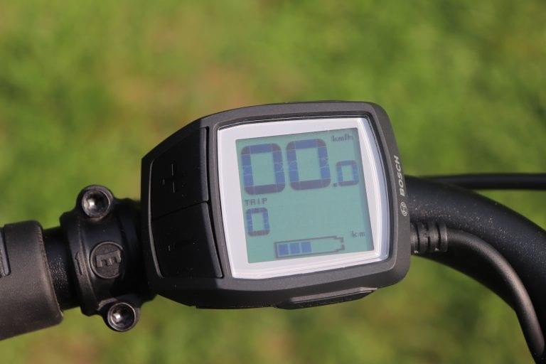 E-Bike Display